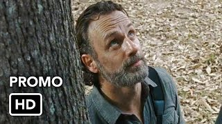 """The Walking Dead 7x15 Promo """"And Here We Are"""" (HD)"""
