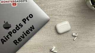 New AirPods Pro Review - Are They Worth Buying?