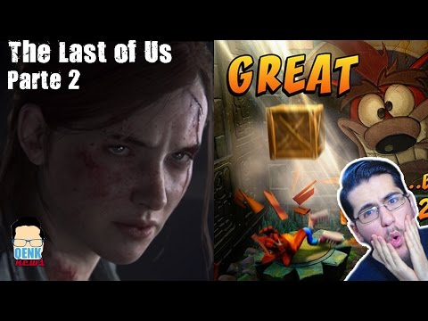 Crash Trilogía en 2017, The Last of Us 2, Uncharted: Lost Legacy | Resumen PSX 2016