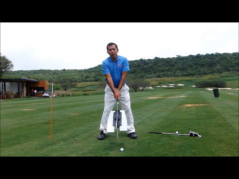 JUGARGOLF - DOWNSWING - KEEP LEVERAGE WRISTS