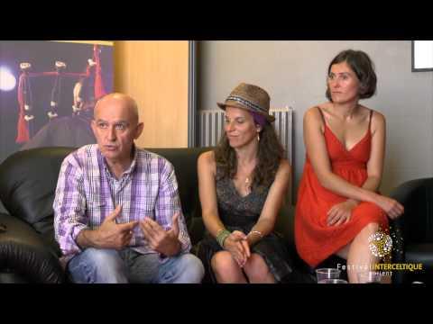 Interview de Dan Ar Braz 10 /08 /2012