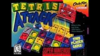 Tetris Attack - Super Hard Mode [No Continues]