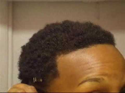 Hairstyle tutorial men short hair