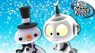 Christmas Special | Rob The Robot : Cosmic Day | Christmas Cartoon | Funny Cartoon | Rob The Robot