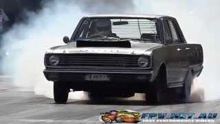 10 SEC VALIANT AT SYDNEY DRAGWAY 18.4.2015
