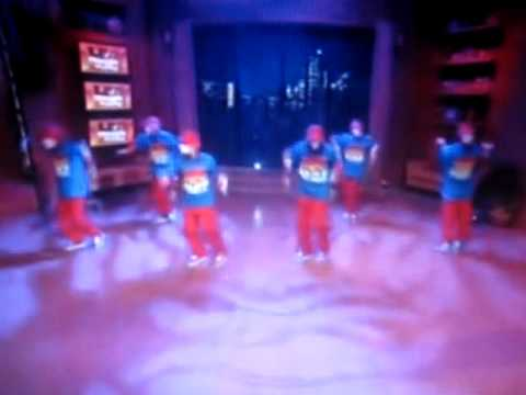Jabbawockeez video