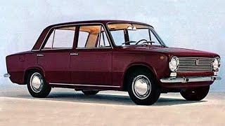 Fiat 124 story, year 1966  - 1974 - prima puntata