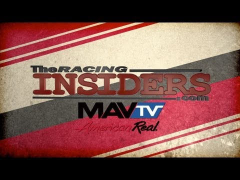The Racing Insiders On MAVTV - Promo