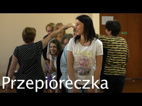 Przepióreczka - Szkoła Suki Biłgorajskiej (Lubelszczyzna) - Zabawa Dla Dzieci