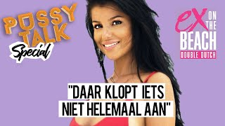 DJESSY van EX ON THE BEACH in TEMPTATION VIPS? | PussyTalk - CONCENTRATE VELVET