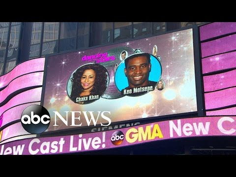 Dancing With Stars 2015 Cast Revealed Dwts Gma