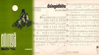 🎵 Đôi Ngã Đôi Ta (Trần Thiện Thanh) Như Thủy Pre 1975 | Tờ Nhạc Xưa