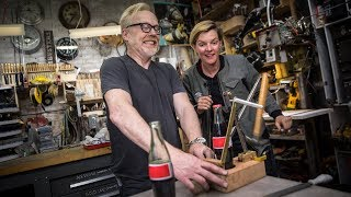 Adam Savage's One Day Builds: Overengineered Bottle Opener!