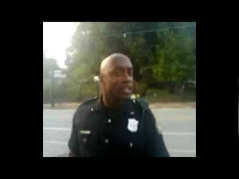 Officer McKnight wants to know how you are doing - Copwatch of East Atlanta