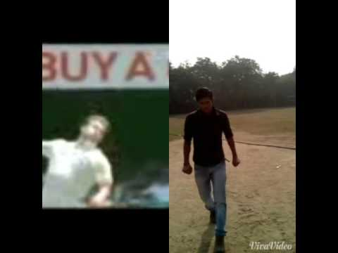 *rare* Brett Lee Bowling Action video