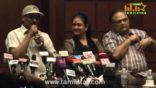 Sarathkumar Team's Press Meet On Nadigar Sangam Issue