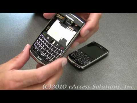 Full Housing Kit for Blackberry Bold 9700 Video Overview