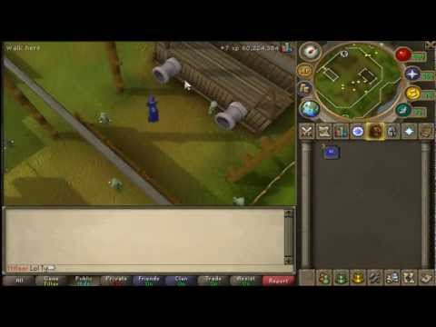 Runescape The Fastest Way To Get 1-99 Agility w/ Commentary