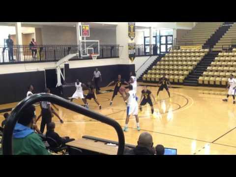 Joshua Williams - College Basketball Highlights