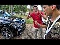 ЗАБРАЛИ НОВЫЙ BMW X5 G05!!! M50D! Блюденов показывает все, что в нем новое : ) Обзор на тесте в США.