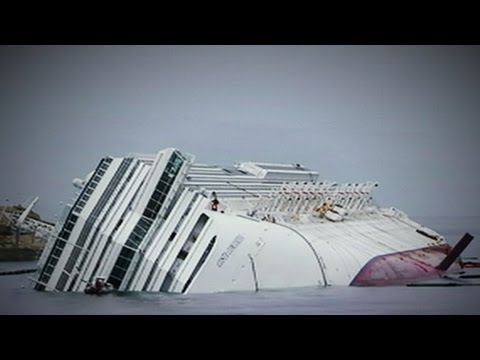Ghost Ship: Looking Back at the Costa Concordia