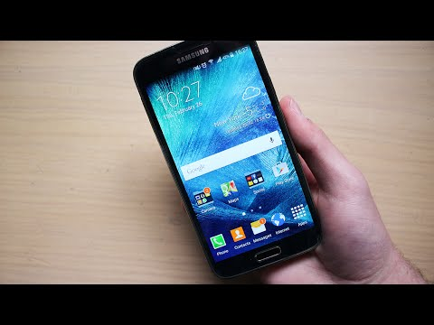 Samsung Galaxy S6 LEAKED Wallpaper!