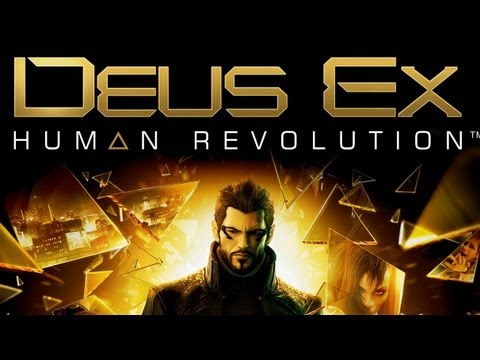 Deus Ex: Human Revolution - PAX 2011: Eyeborgs. Cyborgs Documentary   OFFICIAL   FULL-HD