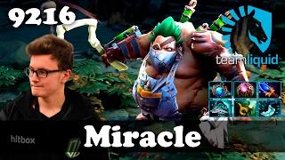 Miracle Pudge | 9216 MMR Dota 2