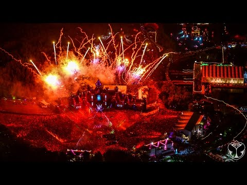 Dimitri Vegas & Like Mike - Live at Tomorrowland 2015 - ( FULL Mainstage Set HD )