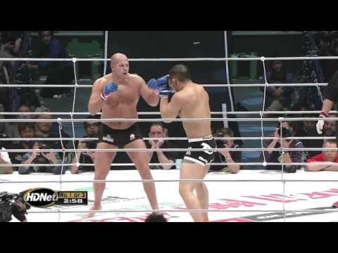 Fedor Emelianenko vs Satoshi Ishii Full Fight 12/31/11 High Quality