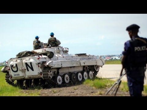 China Tentatively Backs UN Offensive in D.R. Congo