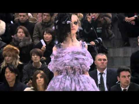 Chanel Alta Costura Primavera-Verano 2013 París