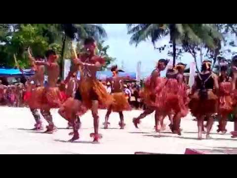 PAPUA CREATIVE DANCE BY SMU N3 DOBO