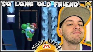 Non-Stop Skill, Non-Stop Action! Super Mario Maker
