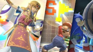 Ranking Items in Super Smash Bros. Ultimate
