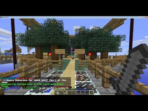 Minecraft Skyblock server 1.5.6!! | Non Premium | Parkour | Spleef Arena | Mob A