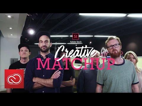 Creative Matchup: Adobe Stock,  Ep. 1 | Adobe Creative Cloud