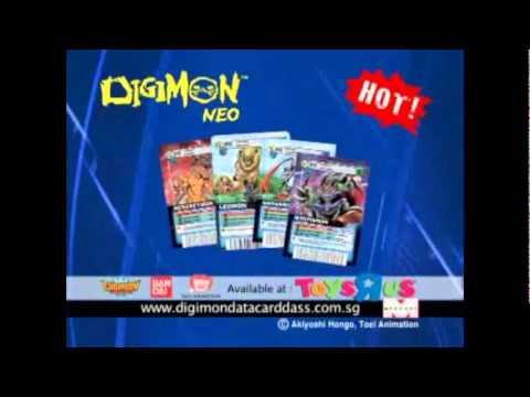 Digimon Digivice Neo Digimon Neo Digivice Tvc