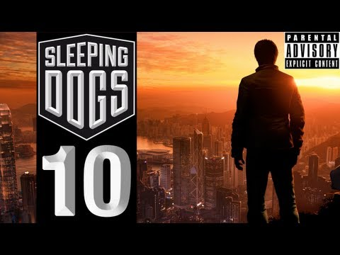 Beef Plays Sleeping Dogs - EP10 - Change Clothes, And Go