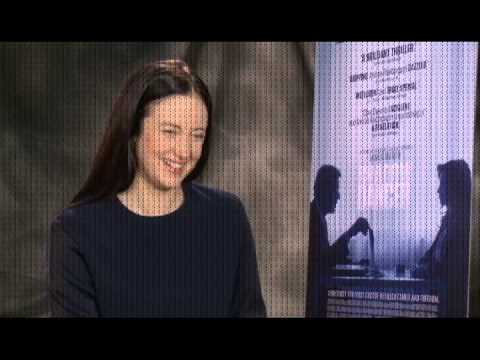 Shadow Dancer Andrea Riseborough talks