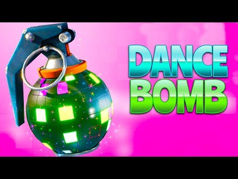 DANCE BOMB (Fortnite Battle Royale)