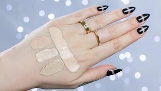 DIY: Jak rozjaśnić i zmienić ton podkładu ♡ Red Lipstick Monster ♡