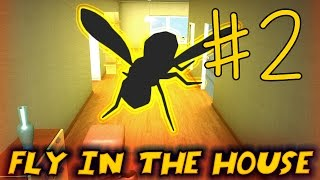 EthanGamerTV plays Fly in the House (Level 2 - THE OFFICE) | Steam Games (KID GAMING)