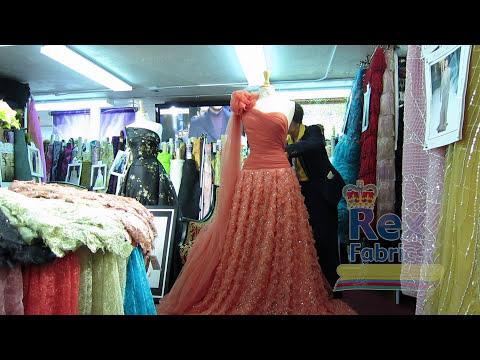 Handmade Dresses by Rex Fabrics - Vestidos de Alta Costura Hechos a Mano por Rex Fabrics
