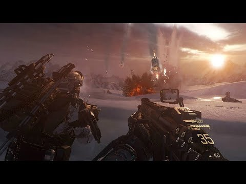 UNREAL BEAUTIFUL MISSION from Call of Duty Advanced Warfare