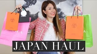 Japan Haul & Unboxings - CHANEL, HERMES, ZARA | Mel in Melbourne