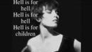 Watch Pat Benatar Hell Is For Children video