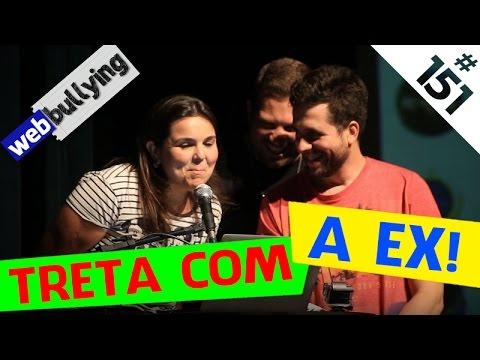 WEBBULLYING (FACEBUULYING) #151 - TRETA FORTE COM A EX (Florianópolis, SC) Vídeos de zueiras e brincadeiras: zuera, video clips, brincadeiras, pegadinhas, lançamentos, vídeos, sustos