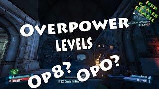 Entendendo os Overpower Levels - Borderlands 2