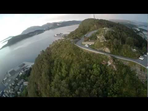 FPV in Aalesund, Norway II